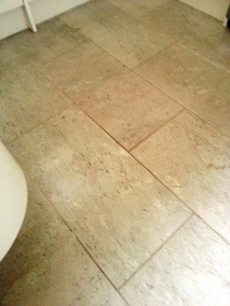 Stone cleaning and polishing tips for marble floors information marble floor before polishing dailygadgetfo Choice Image